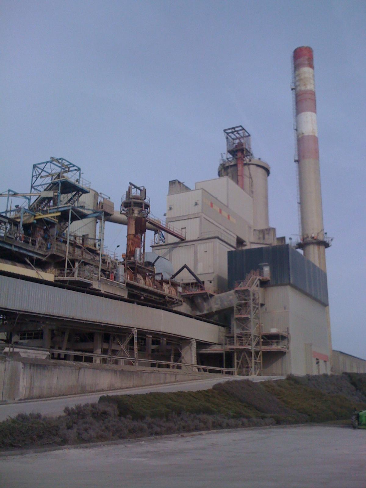 Maintenance industrielle en cimenterie
