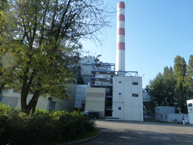 Entreprise spécialisée dans l'entretien d'usine d'incinération d'ordures